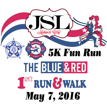 5k Fun Run Logo