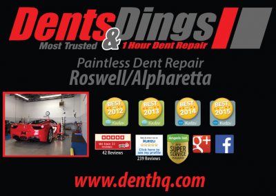 Dents & Dings